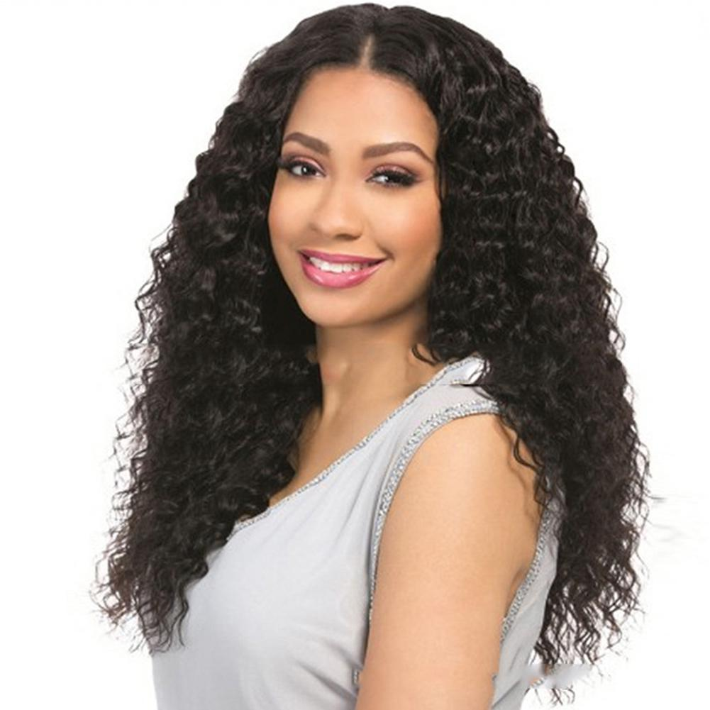 Curly Long Styling Party Daily Lace Front Fashion Natural Synthetic Women Wig/Free Shipping