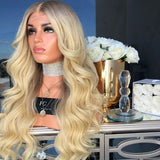 Female Long Hair High Temperature Silk Wig/Free Shipping