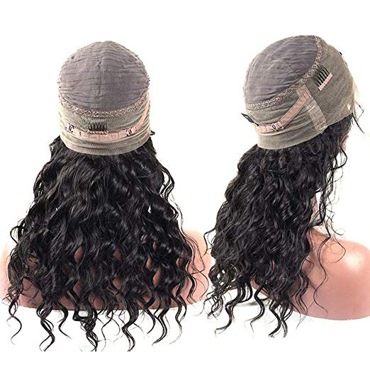 High Quality 13?¨¢4 Lace Front Wigs Brazilian Loose Deep Wave Hair Wigs