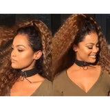 Brown Long Curls/Free Shipping