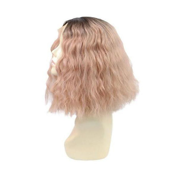 Candyfloss lace front wig
