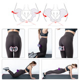 Fitness Hip Trainer Training Clip to Build Up Honey Peach Shape Butt Muscle Hip Trainer/Free Shipping