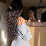 INS HOT-SALE curly long WIG/Free Shipping