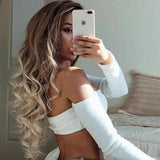 Inspiration - Virgin Remy Lace Wig/Free Shipping