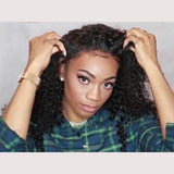 Lace Front Human Hair Wigs Deep Wave ¡ꡧ 8 INCH ?a 24 INCH¡ê?