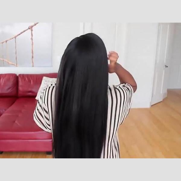 Lace Series Installing your Frontal wig/Free Shipping