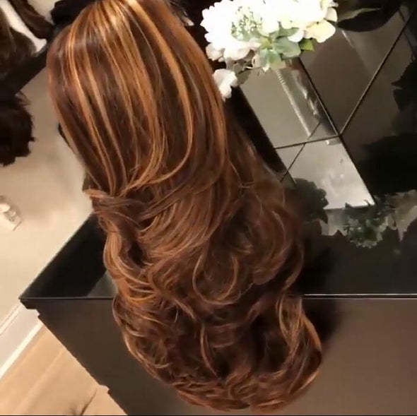 LONG WAVE WIG