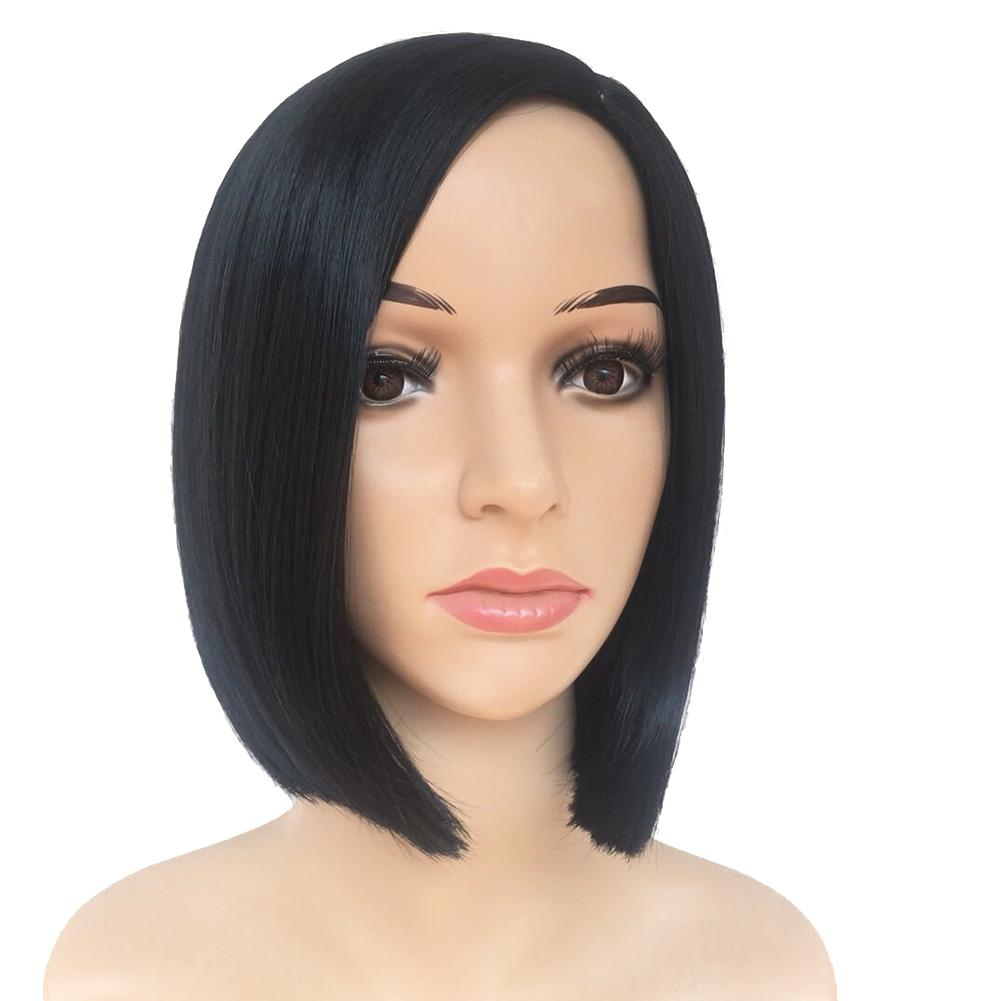 PreferredCosplay Daily Lace Front With Simulated Scalp Middle Parting Side Women Wig