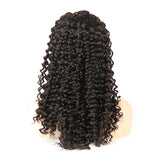 Mellow Deep Wave Lace Front Human Hair Wigs 150 Density Pre Plucked Brazilian 100% Human Hair Wigs For Black Women