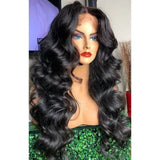 Brazilian/Loose Wave/150% Density Wig (Lace Front)/Free Shipping