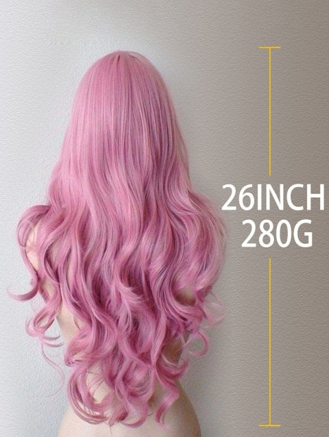 Long Wavy Lolita Cosplay Synthetic Wig