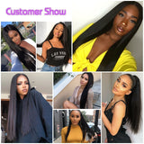 Mellow Lace Front Wig Human Hair Wig Brazilian 100% Human Hair Lace Front Wigs For Black Women/Free Shipping