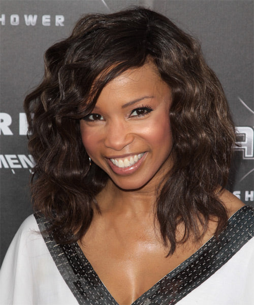 Wigsfox 14  Curly Wigs For African American Women The Same As The Hairstyle In The Picture