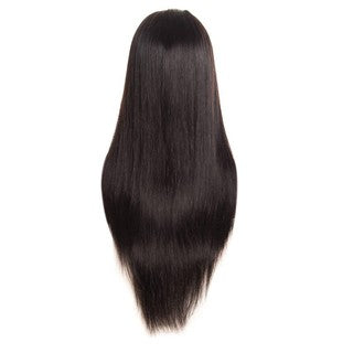 Ready Stock Lace Frontal Wig For Black Women Remy Hair Lace Front Wig 24 Inches/Free Shipping
