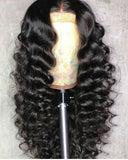 Wigsfox 24  Long Curly Wigs For African American Women The Same As The Hairstyle In The Picture