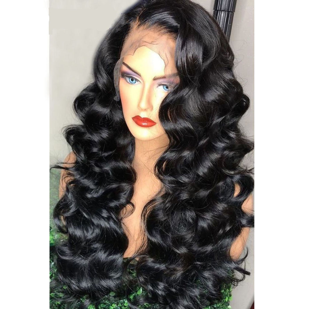 Brazilian/Loose Wave/150% Density Wig (Lace Front)
