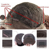 Wigsfox 12 Straight Wigs For African American Women The Same As The Hairstyle In The Picture