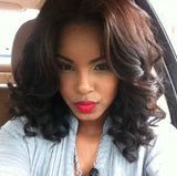 Wigsfox 24  Curly Long Wigs For African American Women The Same As The Hairstyle In The Picture