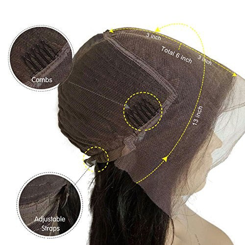 Ladiesstar 13*6 Deep Free Part Synthetic Lace Frontal Wig with Baby Hair Loose Curly Heat Resistant Fiber Hair Makeup Party Wigs/Free Shipping