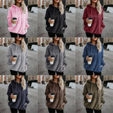 10 Colors Fashion Autumn Winter Hoodies Street Sweater For Women S-5XL/Free Shipping