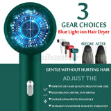 Professional Lightweight Hair Dryer Small Hair Dryer for Women, Kids, Travel, Home, Dormitory/Free Shipping