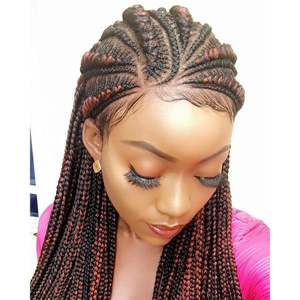Fashionhair? Perfect Summer Braided wigs/Free Shipping