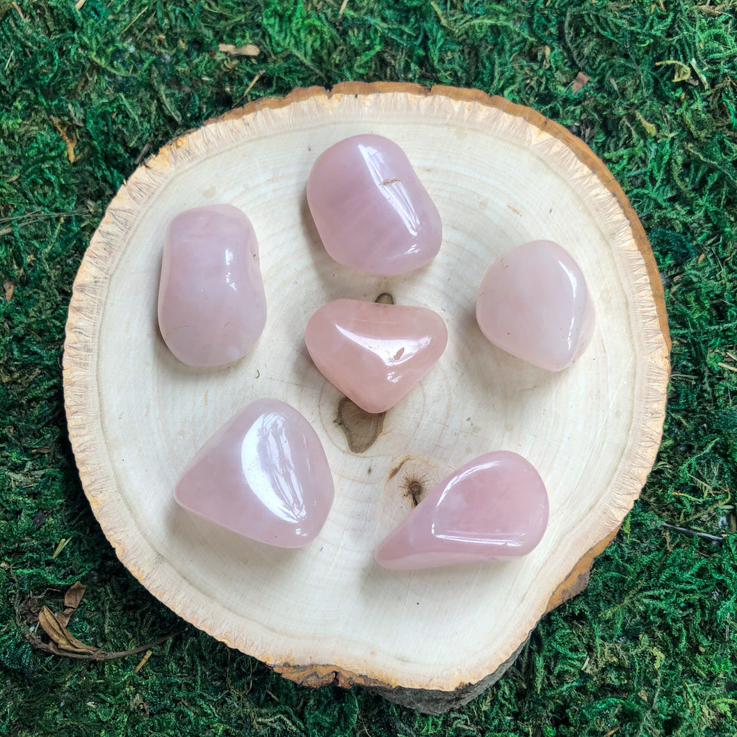 Rose Quartz Tumble Stones💕✨