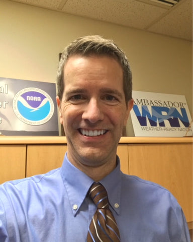 Featured Meteorologist – Jeff Last