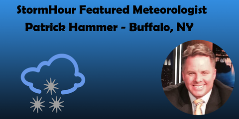 Featured Meteorologist – Patrick Hammer