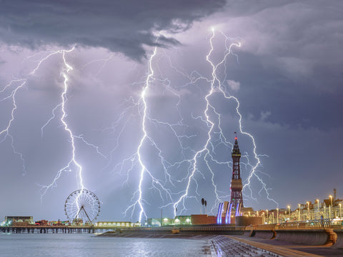 Weather Photo of the Week Guest Judge - Stephen Cheatley