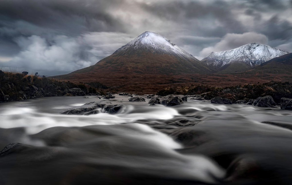 Taken on the Isle of Skye, Scotland in a December 2017 by Rob Darby @Rob_Darby