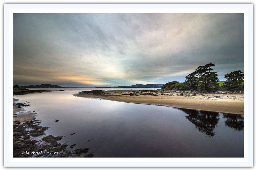 The Crana River, Buncrana, Ireland by Michael Mc Elroy @M_McElroy