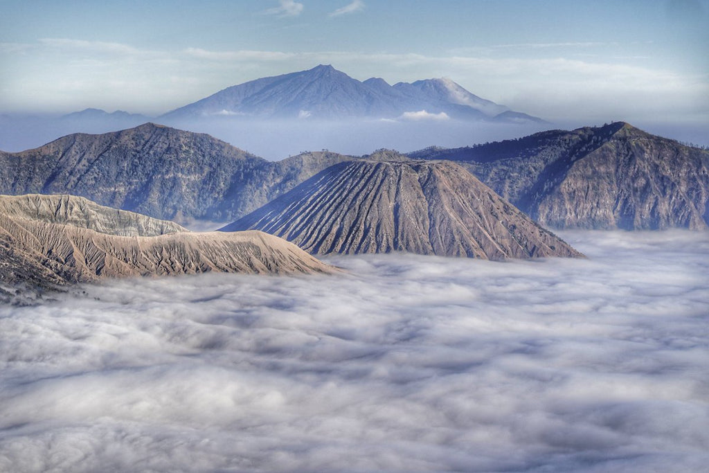2nd Place Country over clouds, puncak B29, Senduro, Lumajang, Indonesia by Calon Mertua Idaman @LuxioMPD