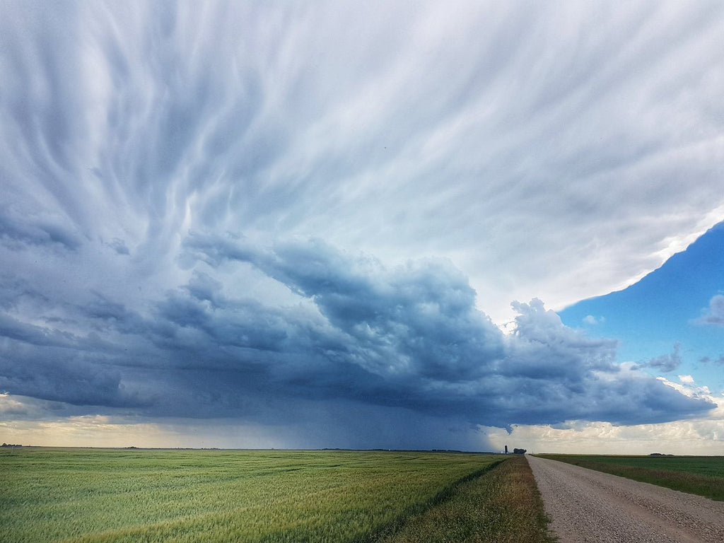 3rd Place Shot from Southern Saskatchewan by Cory Szczepanski @Corythewelder