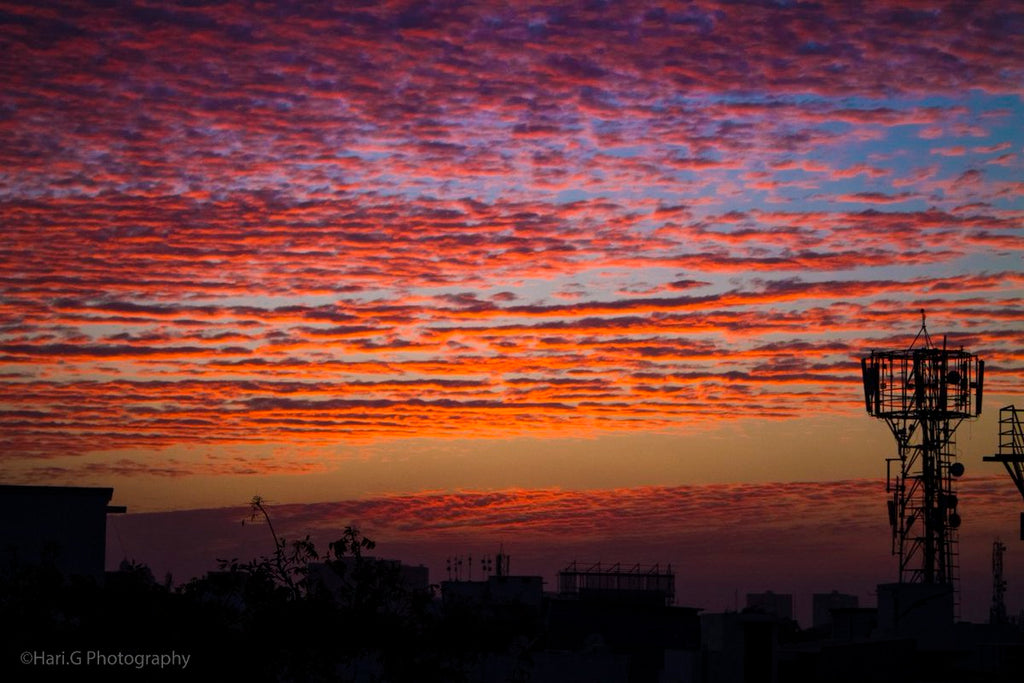 3rd Place Sunset in Chennai by Hari_Photography @HariG_IN