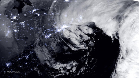 January 2015 North American blizzard