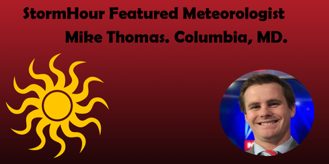 Mike Thomas StormHour