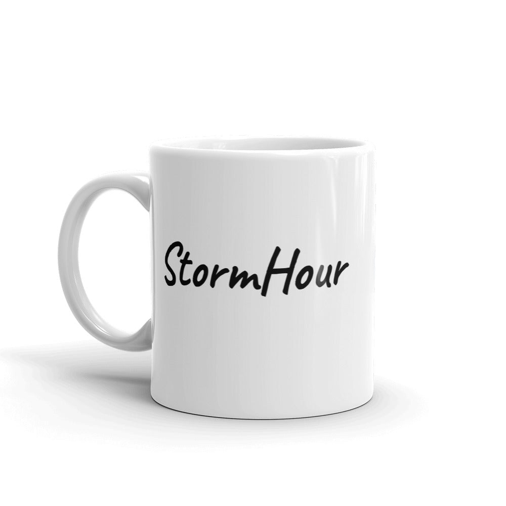 The official StormHour mug