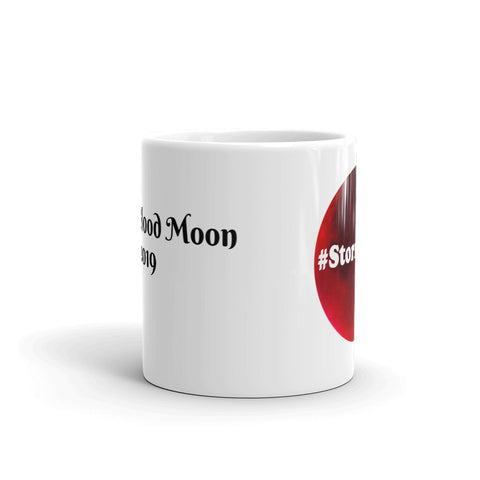Super Blood Wolf Moon 2019 - Mug by StormHour