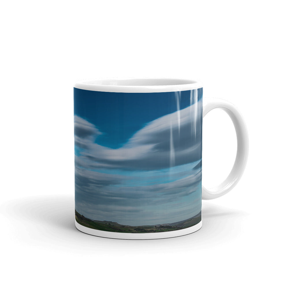 Lenticular Cloud Mug from StormHour