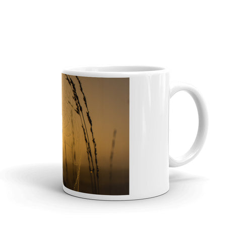Coffee and Tea Mug by Glenn Aoys