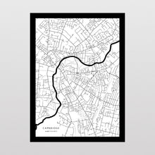 Load image into Gallery viewer, Cambridge Town Map