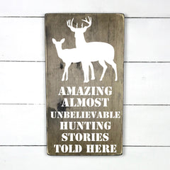 amazing almost unbelievable stories, hand made wood sign, handmade, wood sign in French, made in Quebec, canada, sign frame picture board, made in Quebec, canada, local purchase, Estrie, Montreal, Old Shack