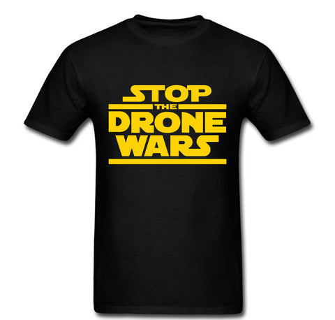 Tee-shirt STOP THE DRONE WARS