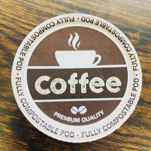 Single Serve Coffee Pods