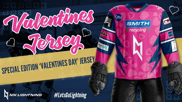 Lightning Own & Loan Valentines Jerseys