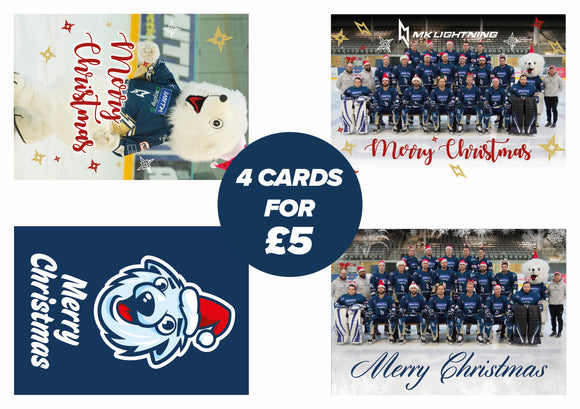 Christmas Cards pack 1
