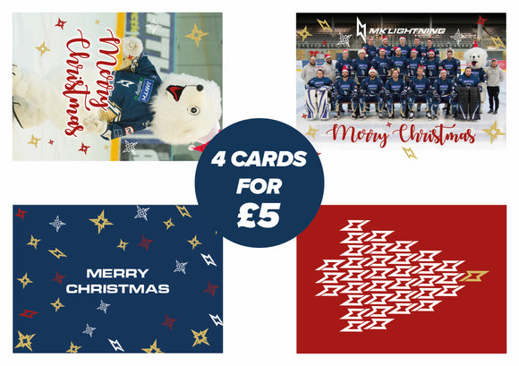 Christmas Cards pack 2