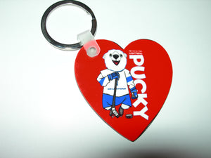 Love Pucky Keyring
