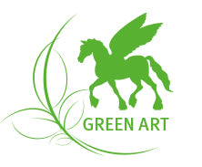 Lana KK® Green Art Logo